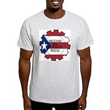 Hecho en Puerto Rico T-Shirt