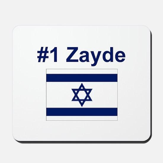 #1 Zayde Mousepad