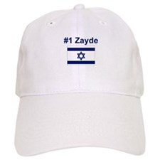 #1 Zayde Baseball Cap