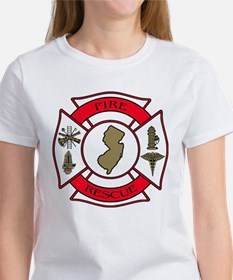 New Jersey Fire Rescue Tee