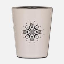 Tribal Flare Shot Glass