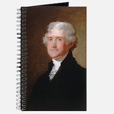 Gilbert Stuart - Thomas Jefferson Journal