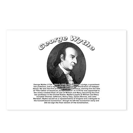 George Wythe 01 Postcards (Package of 8)