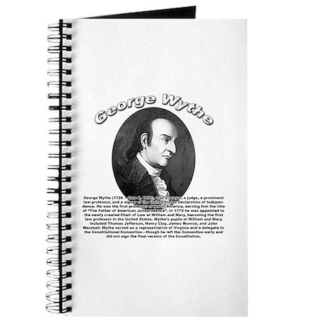 George Wythe 01 Journal