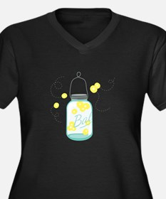 LIGHTNING BUGS Plus Size T-Shirt