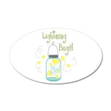 Lightning Bugs! Wall Decal