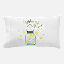 Lightning Bugs! Pillow Case