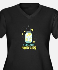 I COLLECT FIREFLIES Plus Size T-Shirt