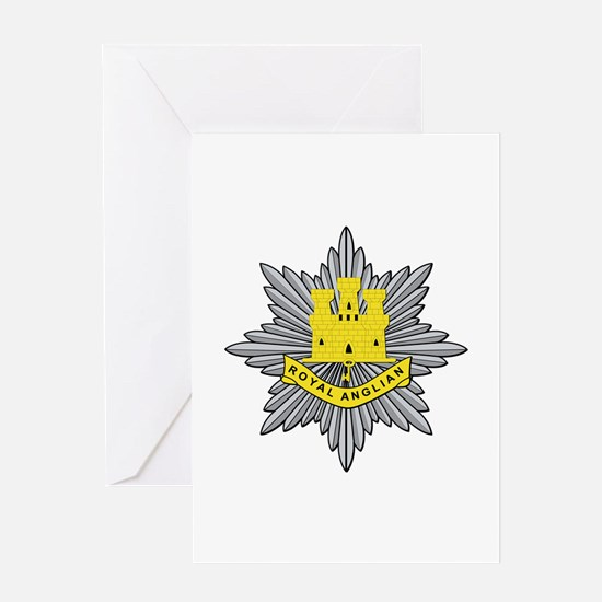 Royal Anglian Greeting Card