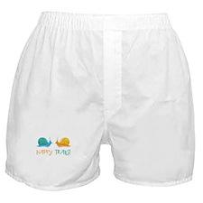 HAPPY TRAILS! Boxer Shorts