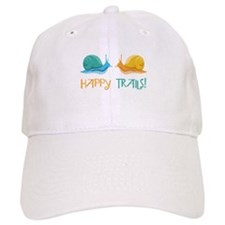 HAPPY TRAILS! Baseball Baseball Cap