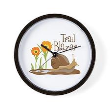Trail Blazer Wall Clock