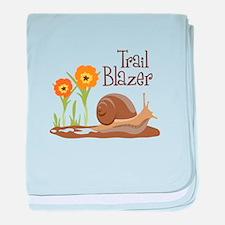 Trail Blazer baby blanket