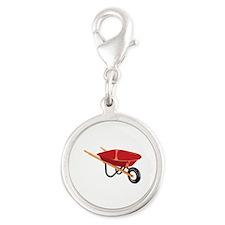Red Wheelbarrow Charms