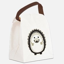 Hedgehog Canvas Lunch Bag