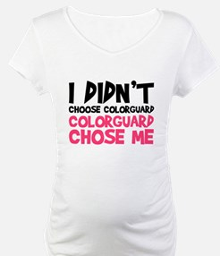 Colorguard Chose Me Shirt