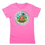 Medical Marijuana Girl's Tee