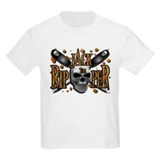 Jack the Ripper Gold T-Shirt