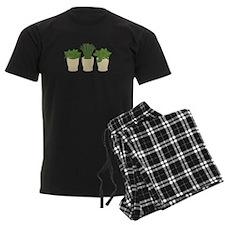 Herb Plants Pajamas
