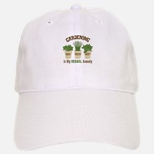 GARDENING IS MY HERBAL Remedy Baseball Hat