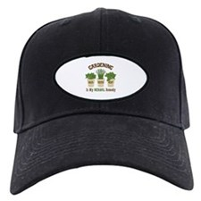 GARDENING IS MY HERBAL Remedy Baseball Hat
