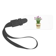 CHIVES Luggage Tag