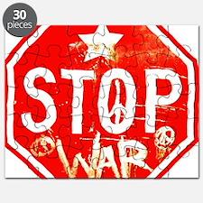 Stop War Puzzle