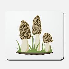 Morel Mushrooms Mousepad