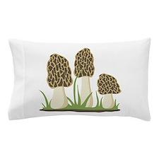 Morel Mushrooms Pillow Case