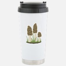 Morel Mushrooms Travel Mug