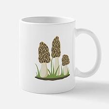 Morel Mushrooms Mugs