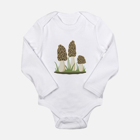Morel Mushrooms Body Suit
