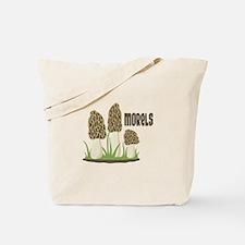 MORELS Tote Bag