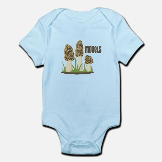 MORELS Body Suit