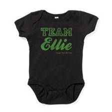 TEAM ELLIE Baby Bodysuit