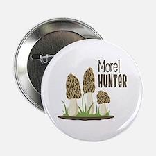 """Morel Hunter 2.25"""" Button"""