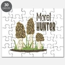 Morel Hunter Puzzle