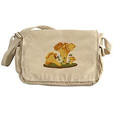 Chanterelle Mushrooms Messenger Bag