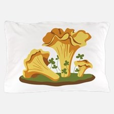 Chanterelle Mushrooms Pillow Case