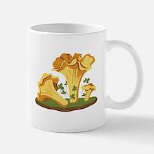 Chanterelle Mushrooms Mugs