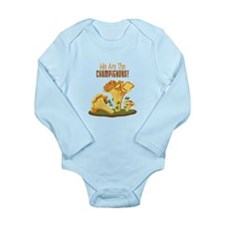We Are The CHAMPIGNONS! Body Suit