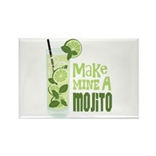 Make MINE A Mojito Magnets