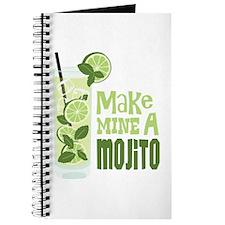 Make MINE A Mojito Journal