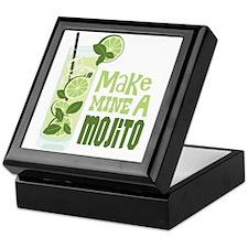 Make MINE A Mojito Keepsake Box