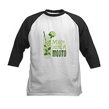 Make MINE A Mojito Baseball Jersey