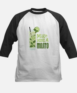 Make MINE A Mojito Baseball Jersey