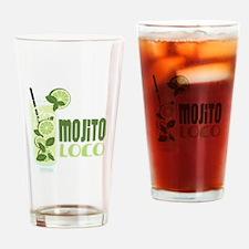 Mojito LOCO Drinking Glass