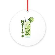 MOJITO Ornament (Round)