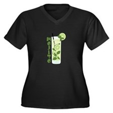 MOJITO Plus Size T-Shirt