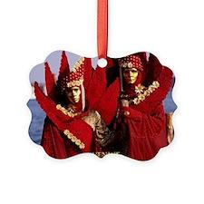 Carnival Masks Ornament